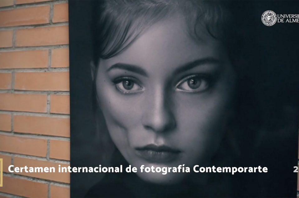Exposición Contemporarte 2019 en la Universidad de Almería